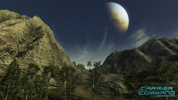 Carrier Command: Gaea Mission screenshot 7