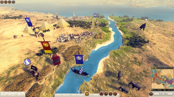 Total War: Rome II screenshot 8