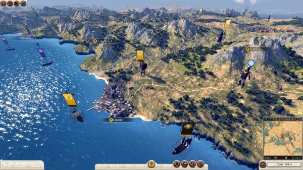 Total War: Rome II screenshot 9