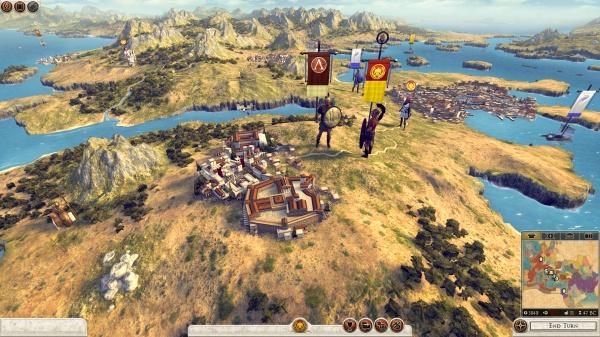 Total War: Rome II screenshot 10