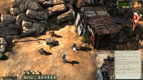 Wasteland 2 screenshot 1