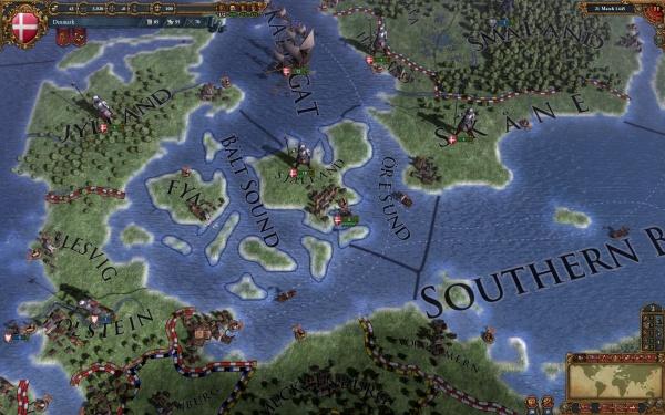 Europa Universalis IV screenshot 1