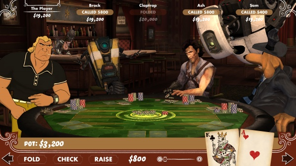 Poker Night 2 screenshot 3