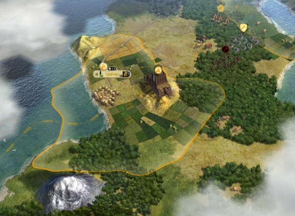 Civilization V: Brave New World screenshot 1