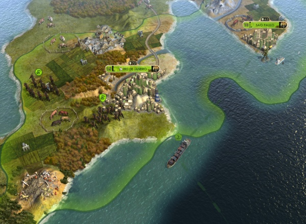 Civilization V: Brave New World screenshot 2