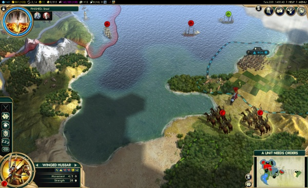 Civilization V: Brave New World screenshot 7