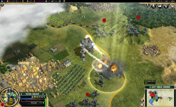 Civilization V: Brave New World screenshot 8