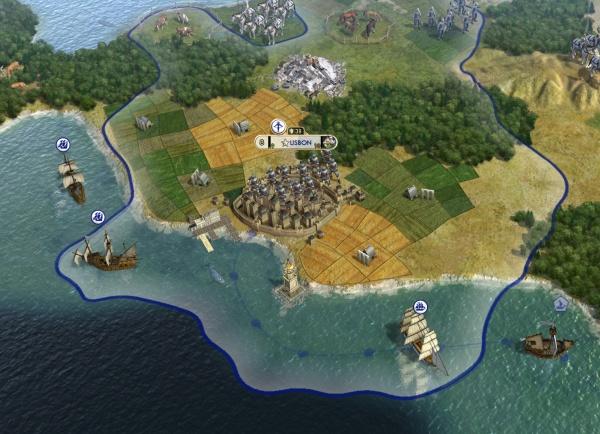 Civilization V: Brave New World screenshot 9