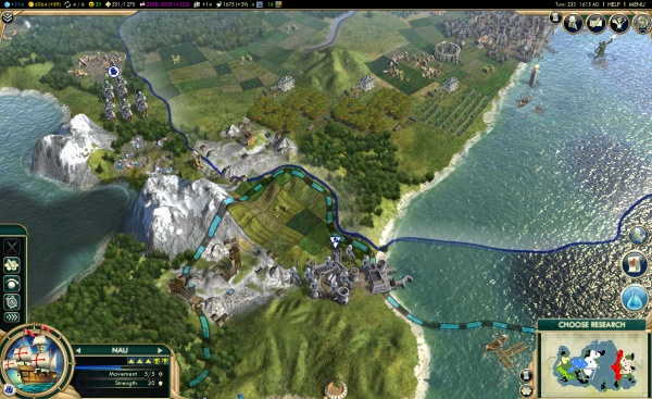 Civilization V: Brave New World screenshot 16