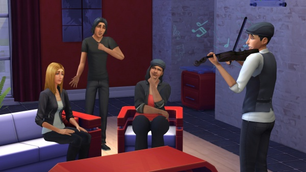 The Sims 4 screenshot 9