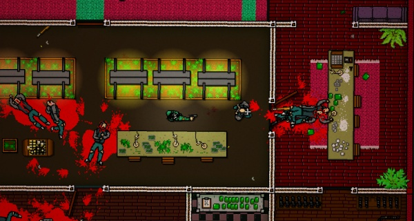 Hotline Miami 2 dialed in on March release
