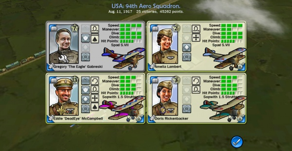 Sid Meier's Ace Patrol screenshot 3