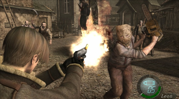 Resident Evil 4 HD screenshot 1