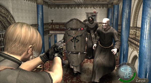 Resident Evil 4 HD screenshot 2