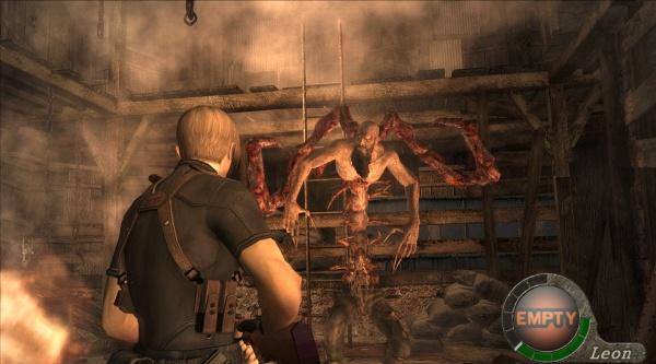 Resident Evil 4 HD screenshot 4