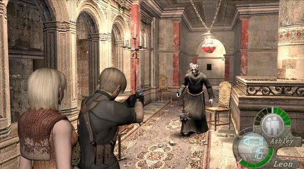 Resident Evil 4 HD screenshot 8