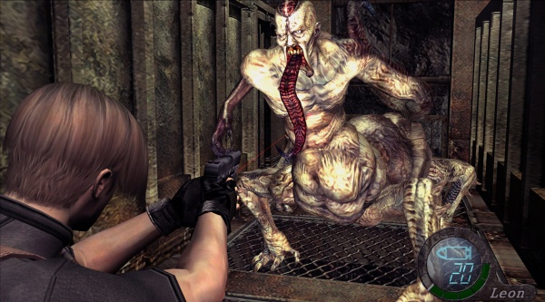 Resident Evil 4 HD screenshot 9