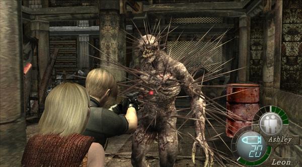 Resident Evil 4 HD screenshot 10