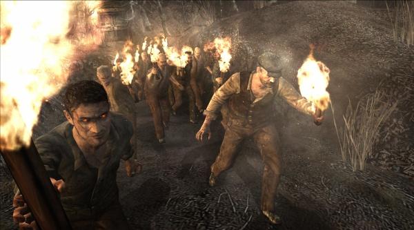 Resident Evil 4 HD screenshot 11