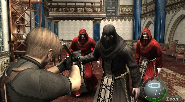 Resident Evil 4 HD screenshot 13