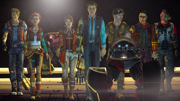 Tales From The Borderlands Review