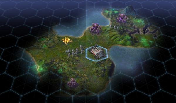 Civilization: Beyond Earth screenshot 1