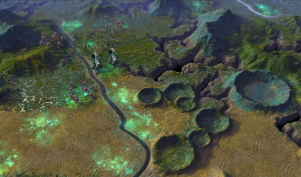 Civilization: Beyond Earth screenshot 2