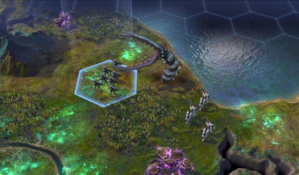 Civilization: Beyond Earth screenshot 3