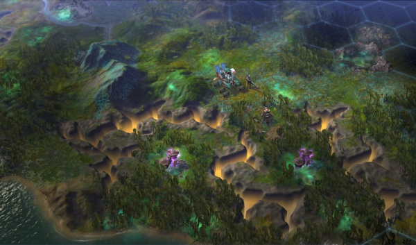 Civilization: Beyond Earth screenshot 4