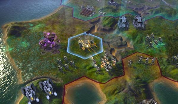 Civilization: Beyond Earth screenshot 6