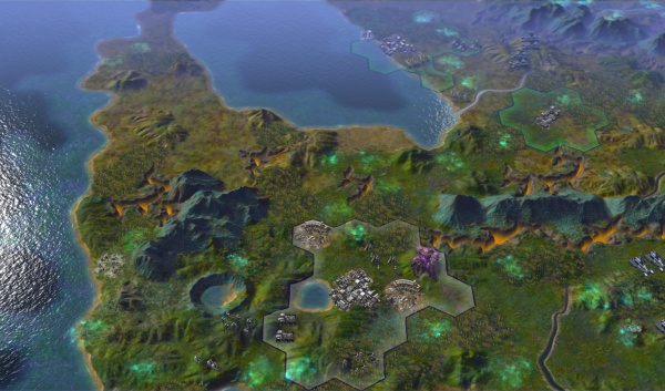 Civilization: Beyond Earth screenshot 7