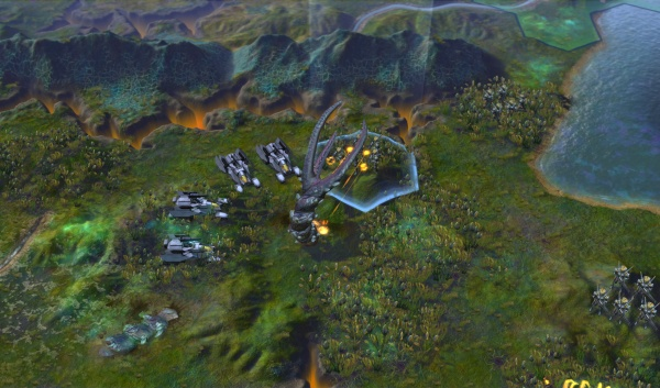 Civilization: Beyond Earth screenshot 10