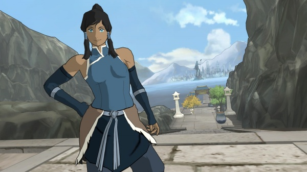 The Legend of Korra screenshot 1