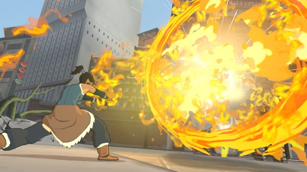 The Legend of Korra screenshot 2