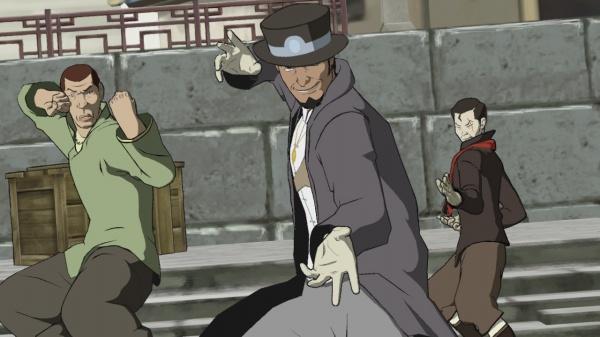 The Legend of Korra screenshot 6