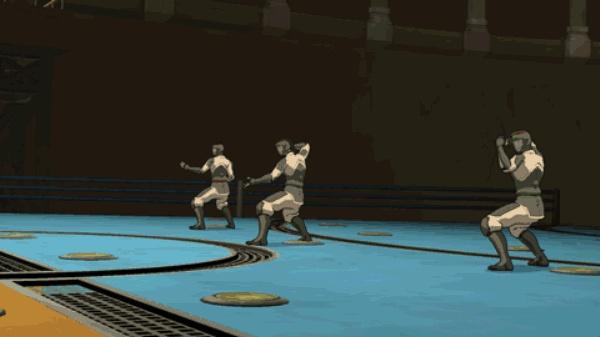 The Legend of Korra screenshot 10