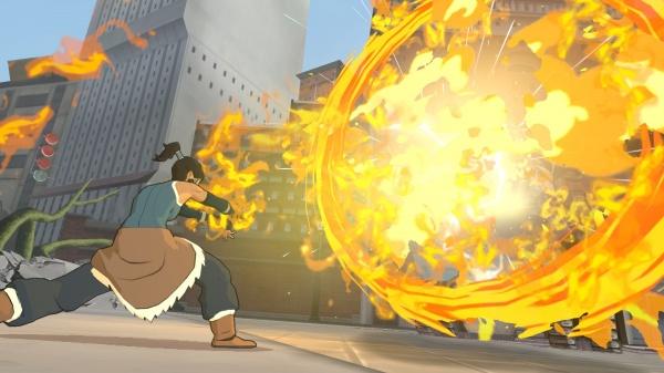 The Legend of Korra screenshot 13