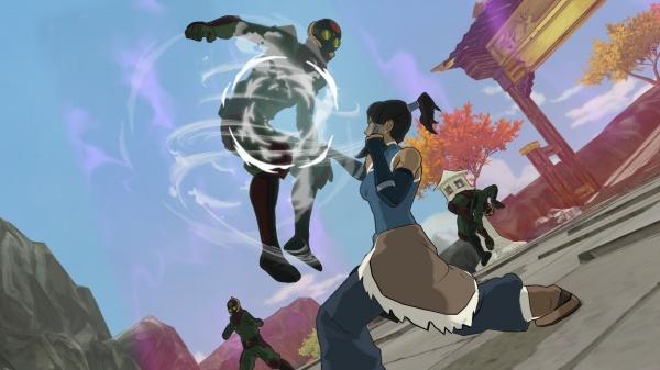 The Legend of Korra screenshot 14