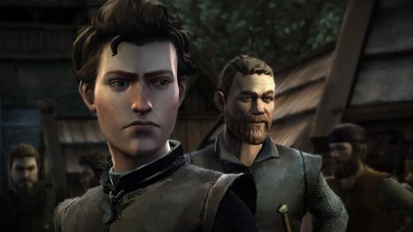 Game of Thrones: A Telltale Games Series screenshot 2