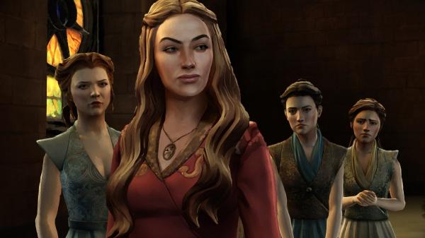 Game of Thrones: A Telltale Games Series screenshot 16