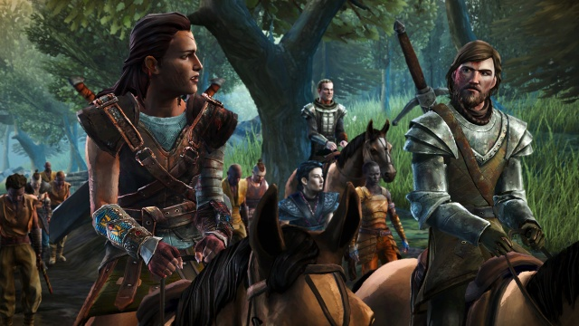 Game of Thrones: A Telltale Games Series screenshot 22