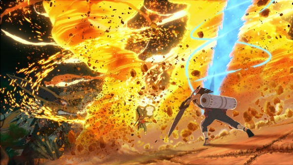 Naruto Shippuden: Ultimate Ninja Storm 4 screenshot 1