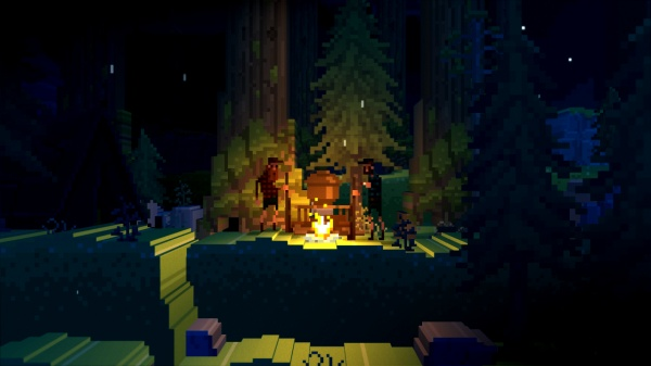 The Deer God screenshot 1