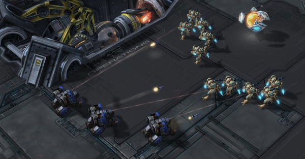 StarCraft II: Legacy of the Void screenshot 3