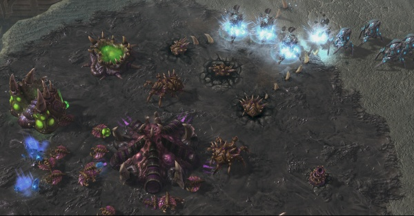 StarCraft II: Legacy of the Void screenshot 4