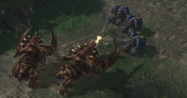 StarCraft II: Legacy of the Void screenshot 5