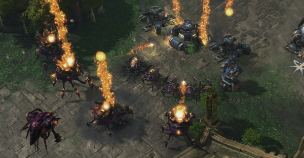 StarCraft II: Legacy of the Void screenshot 6