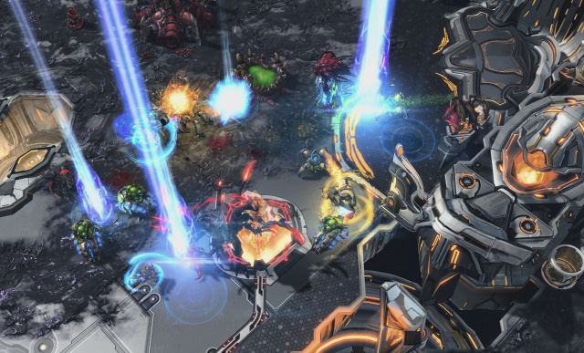 StarCraft II: Legacy of the Void screenshot 8