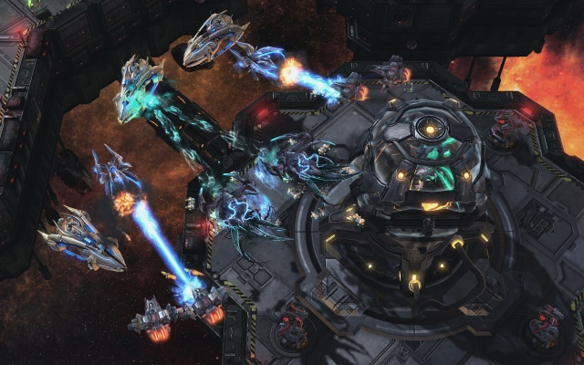 StarCraft II: Legacy of the Void screenshot 9