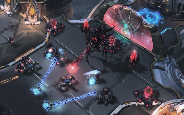 StarCraft II: Legacy of the Void screenshot 11